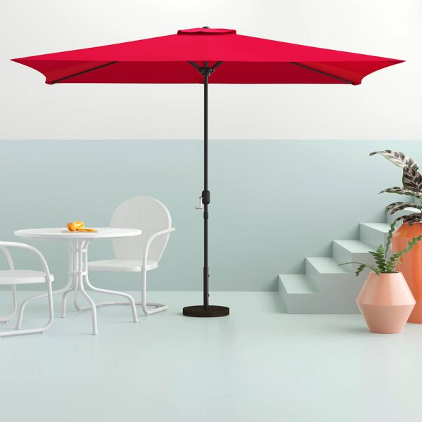 Wayfair In Gries Rectangular Market Umbrellas (View 22 of 25)