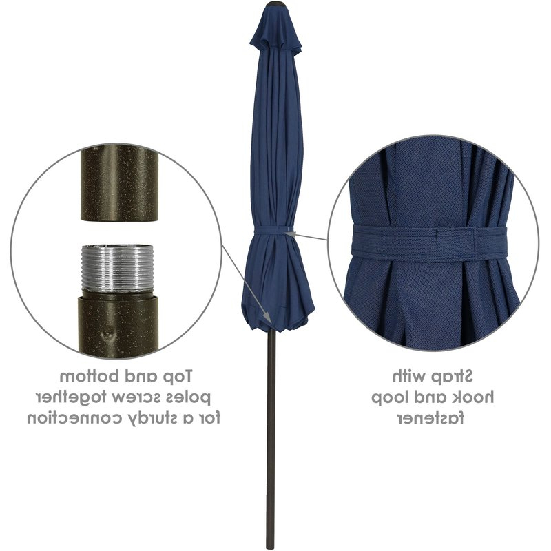 Wayfair Pertaining To Julian Market Umbrellas (View 6 of 25)