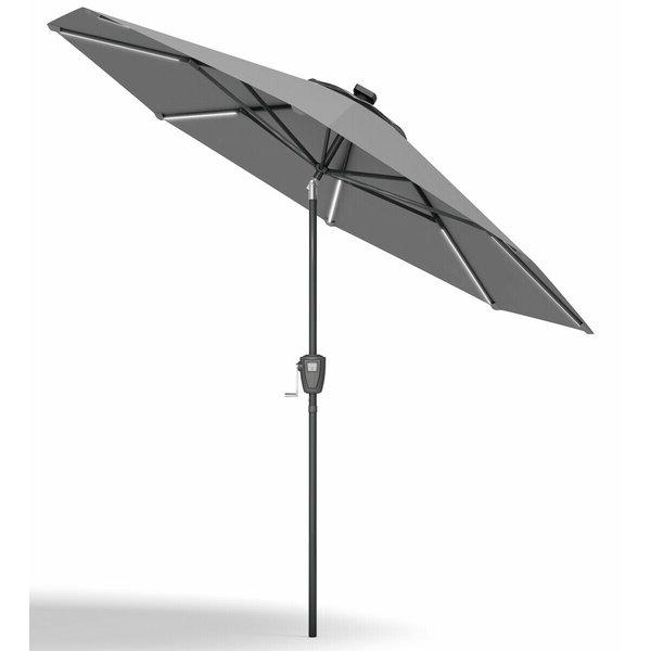 Wayfair Throughout Branam Lighted Umbrellas (View 8 of 25)