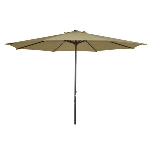 Well Known Ace Evert 9′ Polyester Market Patio Umbrella Inside Hurt Market Umbrellas (View 21 of 25)