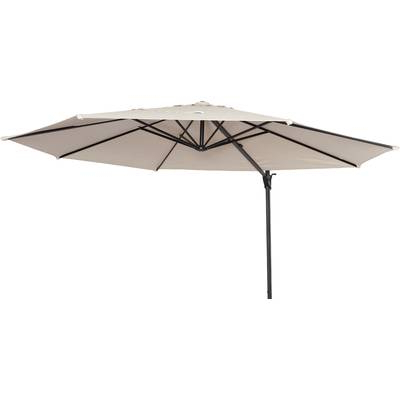 Well Known Carlisle 10' Square Cantilever Sunbrella Umbrella & Reviews (View 24 of 25)