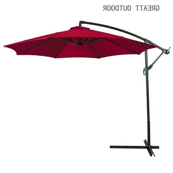 Well Known Colburn Half Market Umbrellas In Shaoxing Shangyu Greatt Outdoor Product Co., Ltd (View 24 of 25)