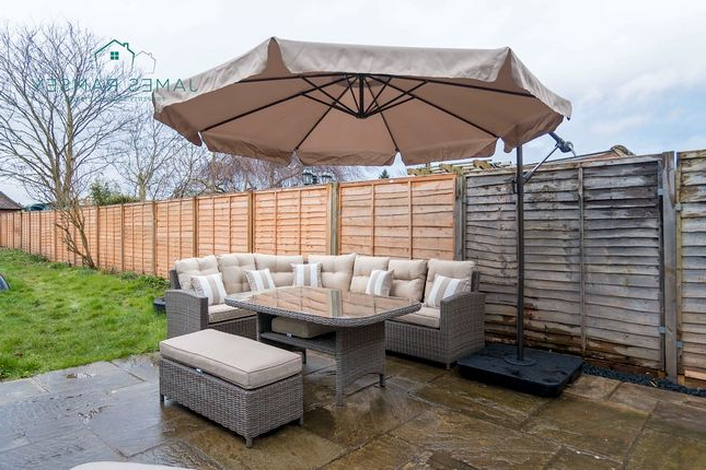 Well Known Fordbridge Rectangular Market Umbrellas Pertaining To 3 Bed Semi Detached House For Sale In Weston Avenue, Addlestone Kt (View 25 of 25)