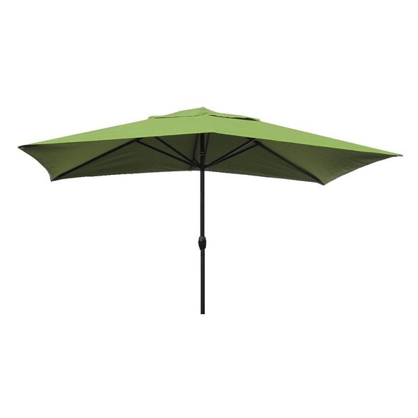 Well Known Gries 10' X 6' Rectangular Market Umbrella Regarding Gries Rectangular Market Umbrellas (View 1 of 25)