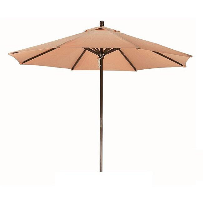 Well Known Judsonia Patio 9' Market Umbrella Regarding Zeman Market Umbrellas (View 3 of 25)