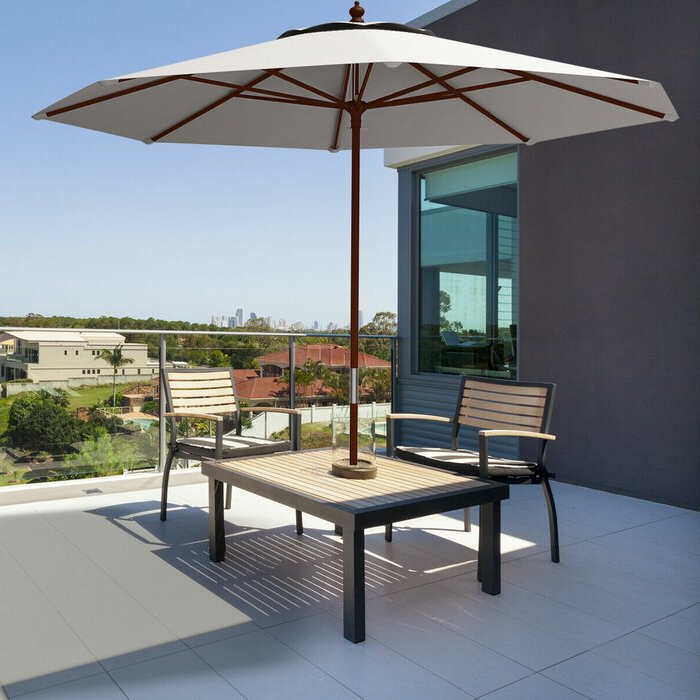 Featured Photo of Julian Beach Umbrellas