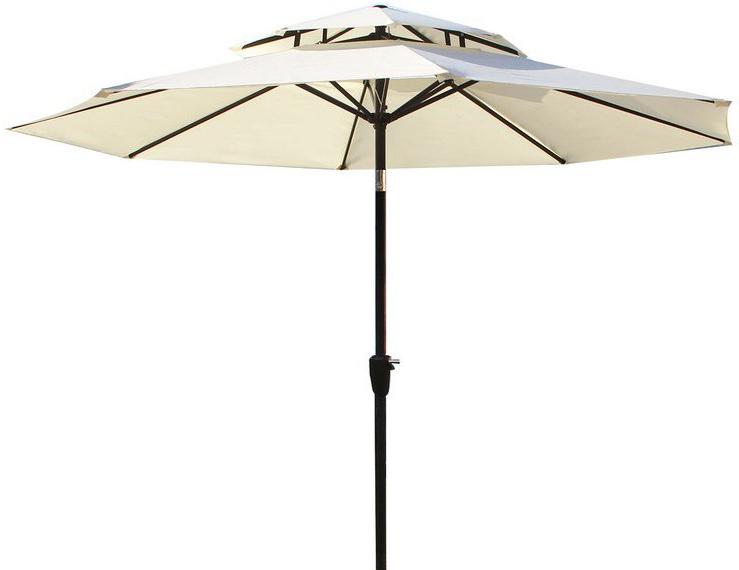 Well Known Lizarraga Market Umbrellas With Dimond 9' Market Umbrella (View 8 of 25)