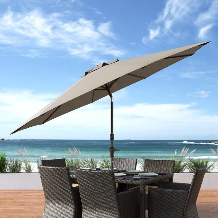 Well Known Markley Market Beach Umbrella In Markley Market Beach Umbrellas (View 3 of 25)