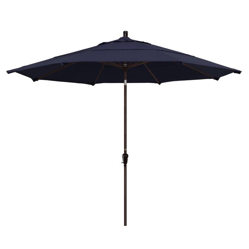 Well Known Mullaney 11' Market Sunbrella Umbrella Regarding Mullaney Market Sunbrella Umbrellas (View 23 of 25)