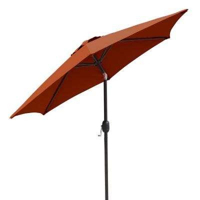 Well Known Mullaney Market Sunbrella Umbrellas For With Stand – Market Umbrellas – Patio Umbrellas – The Home Depot (View 24 of 25)