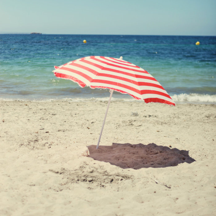 Well Known People Keep Getting Impaledbeach Umbrellas Pertaining To Beach Umbrellas (View 7 of 25)