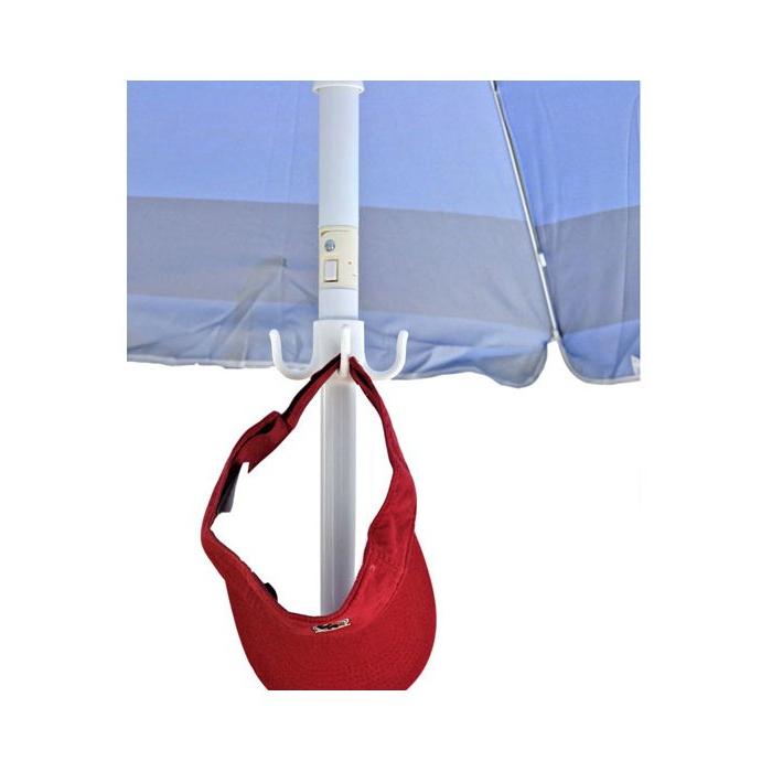 Well Known Schroeder Heavy Duty Beach Umbrellas Throughout Schroeder Heavy Duty 8' Beach Umbrella (View 24 of 25)