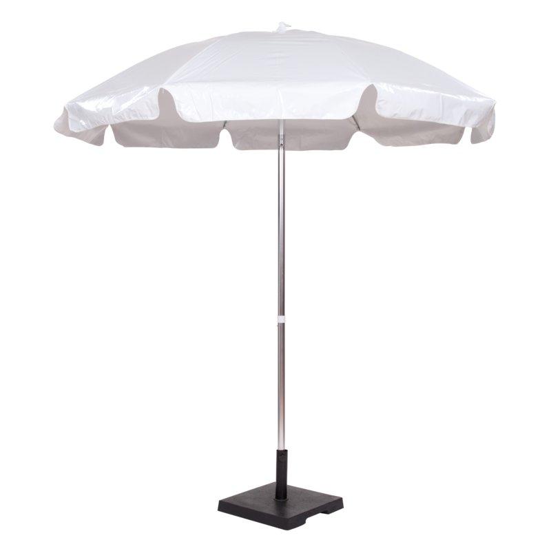 Well Known Shropshire Market Umbrellas Inside Shropshire 7' Market Patio Umbrella (View 23 of 25)