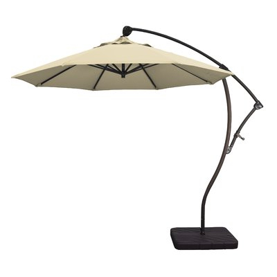 Well Liked Alcott Hill Sara 9 Cantilever Umbrella Intended For Kedzie Outdoor Cantilever Umbrellas (View 7 of 25)