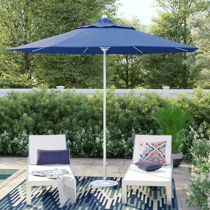Well Liked Caravelle Market Umbrellas With Caravelle 9' Market Umbrella (View 1 of 25)