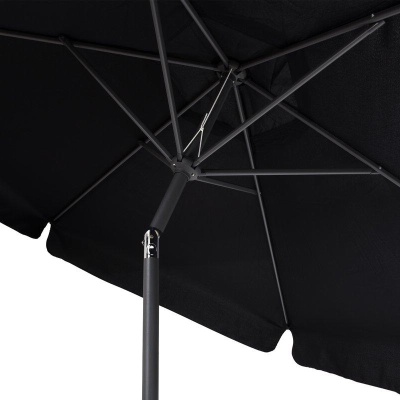 Well Liked Crowborough Market Umbrellas Intended For Crowborough 10' Market Umbrella (View 25 of 25)