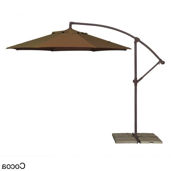 Well Liked Julian Market Sunbrella Umbrellas Pertaining To Patio Umbrella: Patio Umbrellas Sunbrella Fabric (View 24 of 25)