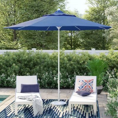 Well Liked Markley Market Beach Umbrellas With Regard To Benson 11' Market Umbrella (View 22 of 25)