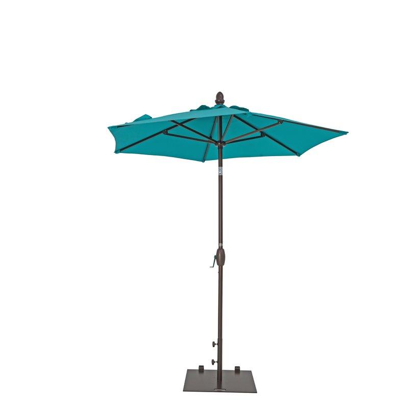 Wetherby 7' Market Umbrella For Recent Capresa Market Umbrellas (View 18 of 25)