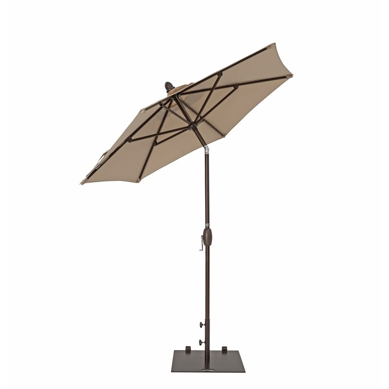Wetherby 7' Market Umbrella Throughout 2017 Wetherby Market Umbrellas (View 17 of 25)