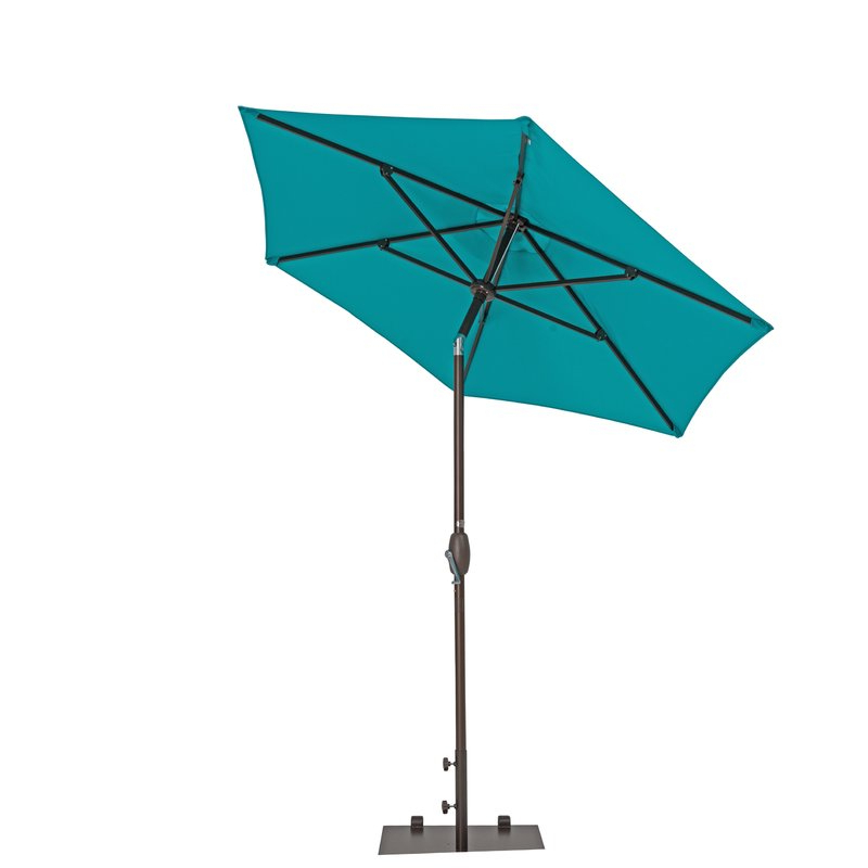 Wetherby 7' Market Umbrella With Well Known Wetherby Market Umbrellas (View 8 of 25)