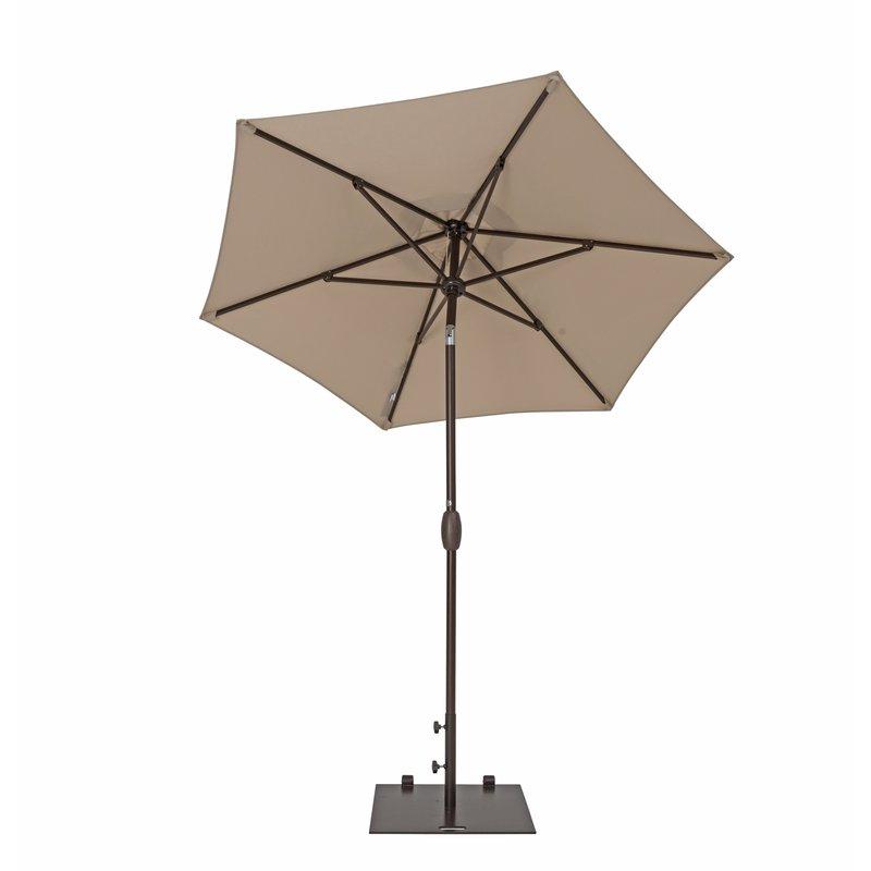Wetherby Market Umbrellas Intended For Best And Newest Wetherby 7' Market Umbrella (View 21 of 25)