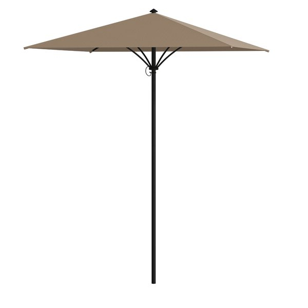 Widely Used 1 Trace 6' Square Market Umbrellatropitone Today Sale Only Throughout Cordelia Rectangular Market Umbrellas (View 23 of 25)