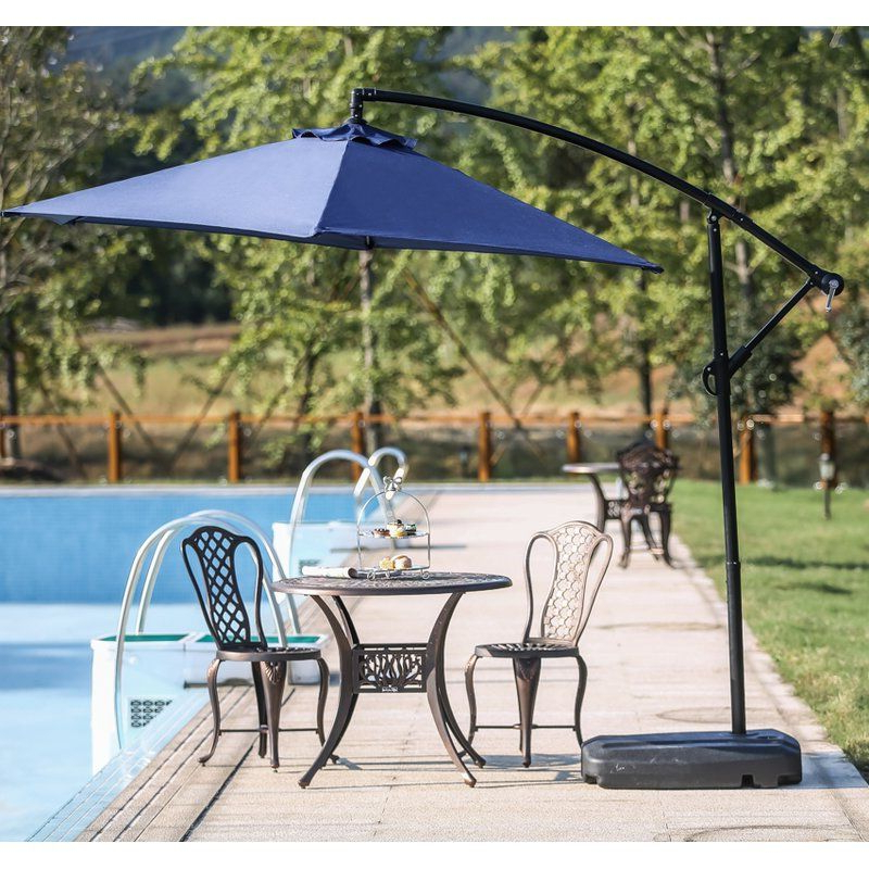 Widely Used Amaris 9' Cantilever Umbrella In  (View 25 of 25)
