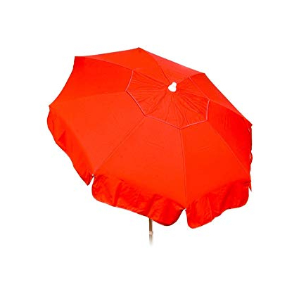 Widely Used Amazon : Heininger 6Ft Italian Market Tilt Umbrella Home Patio In Italian Market Umbrellas (View 25 of 25)