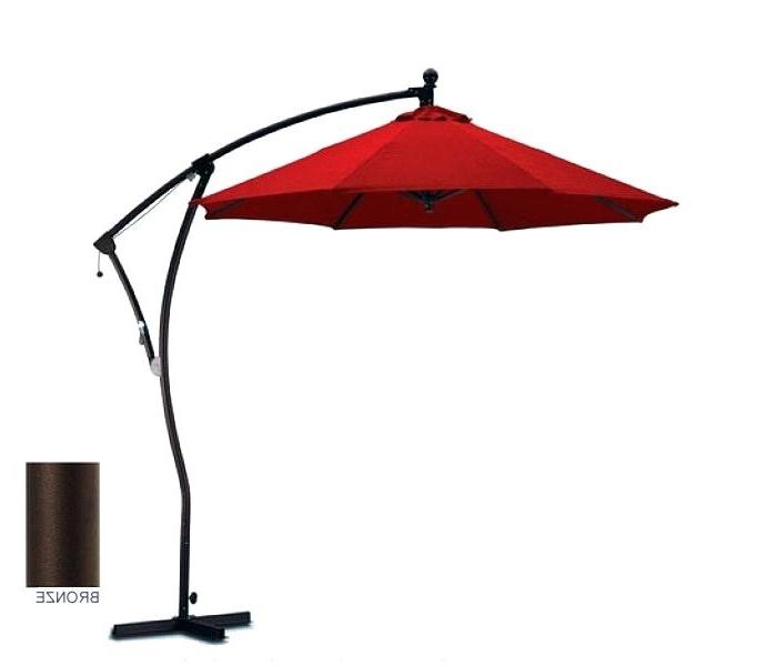 Widely Used Bayside Series Cantilever Umbrellas Regarding California Umbrella – Topnewstoday (View 8 of 25)