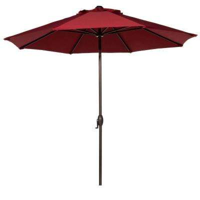 Widely Used Bonita Rectangular Market Umbrellas Regarding Cantilever Umbrellas – Patio Umbrellas – The Home Depot (View 24 of 25)