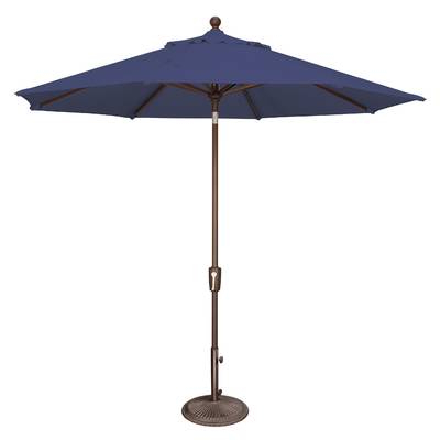 Widely Used Caravelle Market Sunbrella Umbrellas Pertaining To Benson 6' Square Market Sunbrella Umbrella & Reviews (View 17 of 25)