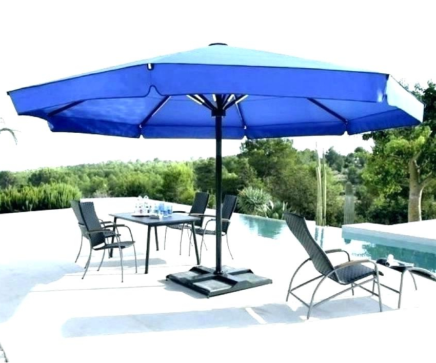 Widely Used Cora Square Cantilever Umbrellas Pertaining To Square Offset Patio Umbrella – Pharmainfo (View 17 of 25)