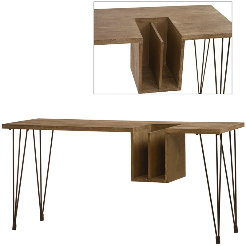 Widely Used Desmond Desk With Desmond  Rectangular Cantilever Umbrellas (View 25 of 25)
