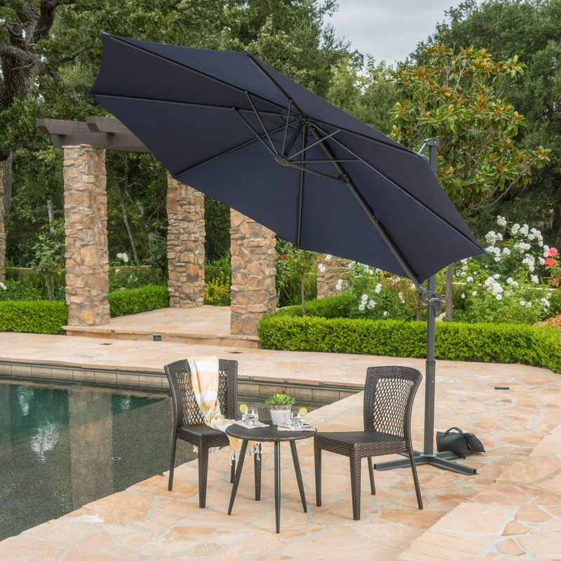 Widely Used Jaelynn Cantilever Umbrellas With Jaelynn  (View 17 of 25)