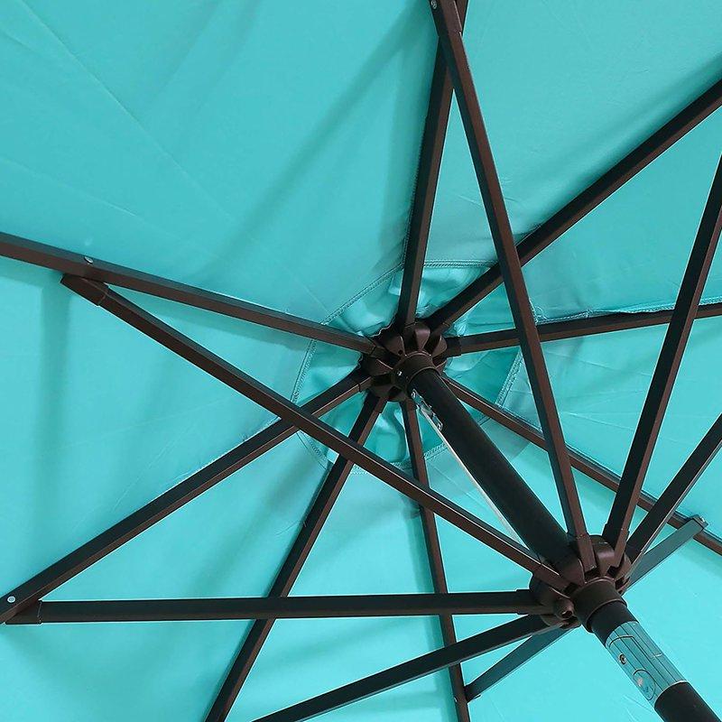 Widely Used Kenn Market Umbrellas With Kenn 9' Market Umbrella (View 25 of 25)