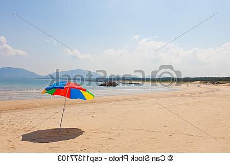 Widely Used Seaside Beach Umbrella With Seaside Beach Umbrellas (View 2 of 25)