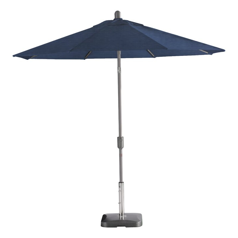 Widely Used Wiechmann 9' Market Sunbrella Umbrella Throughout Wiechmann Push Tilt Market Sunbrella Umbrellas (View 16 of 25)