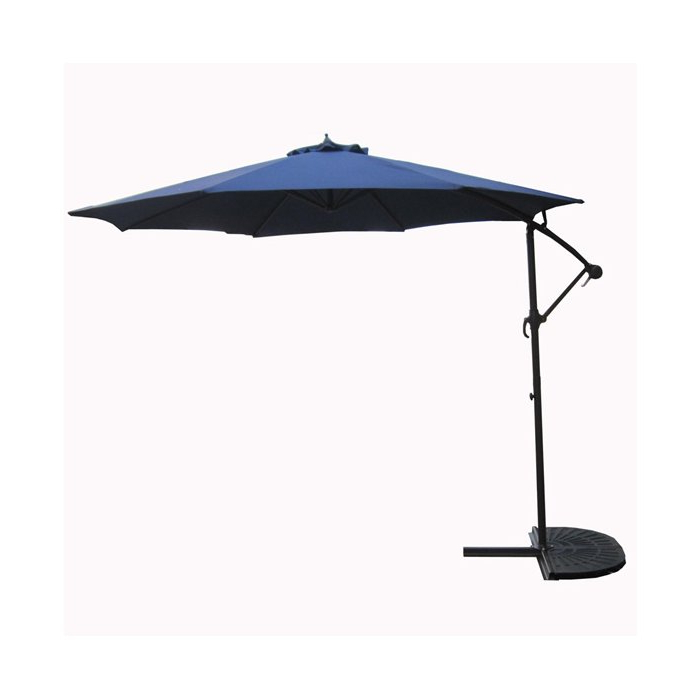 Widely Used Yajaira Cantilever Umbrellas Intended For 10' Cantilever Umbrella (View 6 of 25)