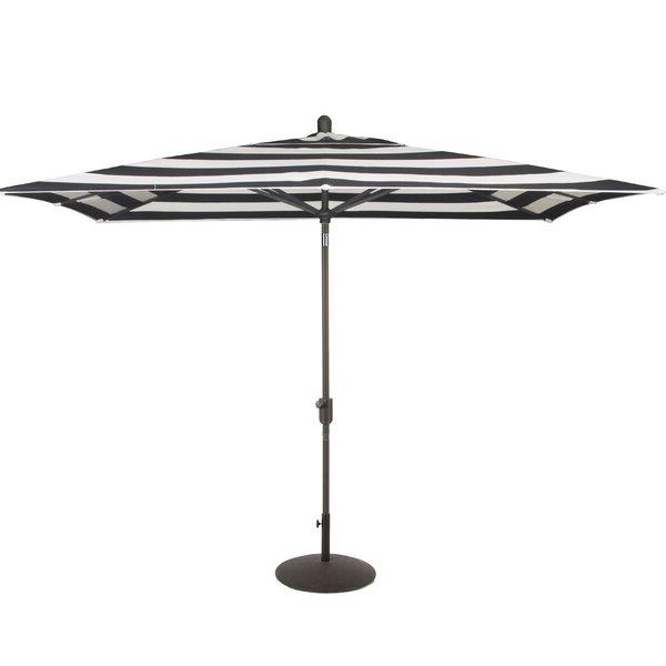 Wiebe Auto Tilt Square Market Sunbrella Umbrellas For Most Recent Wieczorek Auto Tilt 10' X  (View 21 of 25)