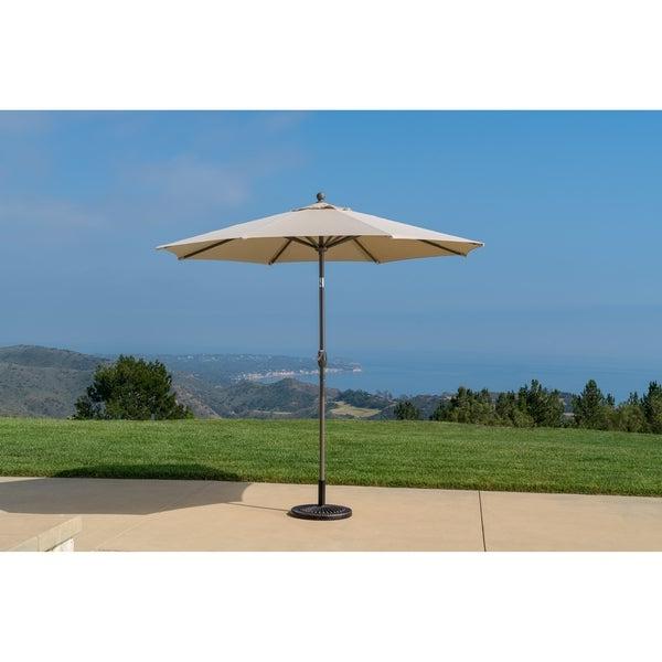 Wiebe Auto Tilt Square Market Sunbrella Umbrellas With Regard To Recent Shop Ace Evert Inc (View 17 of 25)