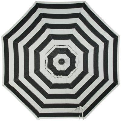 Wiebe Market Sunbrella Umbrellas Pertaining To Current Breakwater Bay Wiebe Auto Tilt 9' Market Sunbrella Umbrella In  (View 20 of 25)