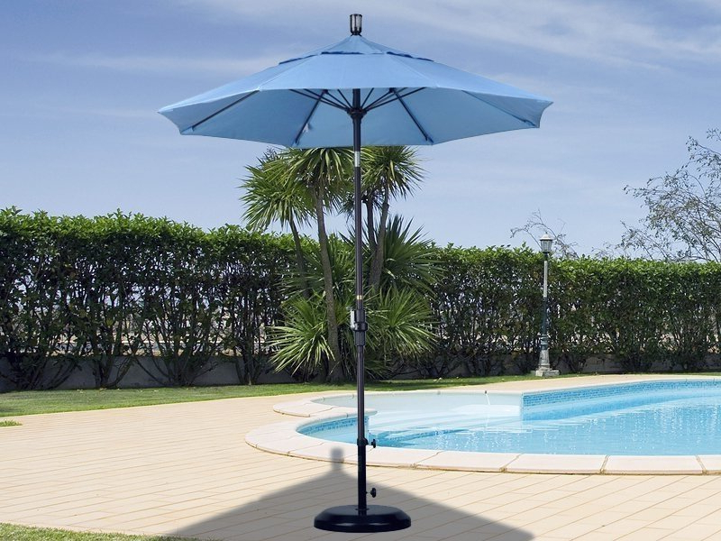 Wiechmann Market Sunbrella Umbrellas For Well Known Images 7 Patio Umbrella – Legionsports (View 24 of 25)
