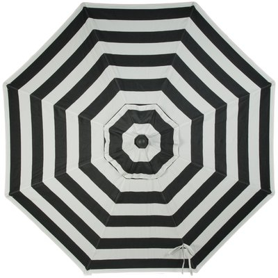 Wiechmann Push Tilt Market Sunbrella Umbrellas With Best And Newest Breakwater Bay Wiebe Auto Tilt 9' Market Sunbrella Umbrella In  (View 13 of 25)