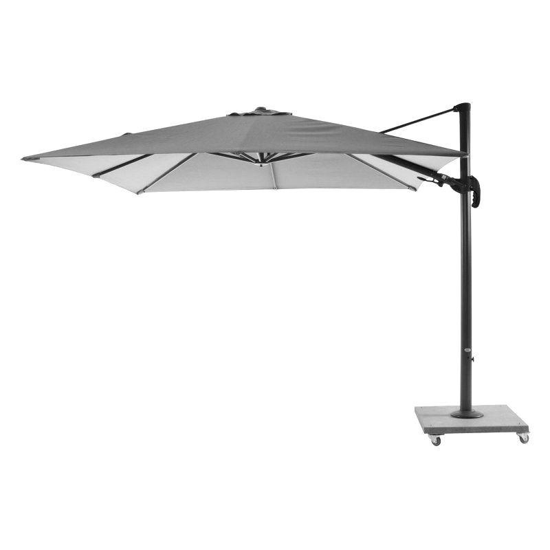 Wieczorek Auto Tilt Rectangular Market Sunbrella Umbrellas In Most Recently Released Luxurious 10 Ft Cantilever Umbrella – Krakendesign (View 19 of 25)