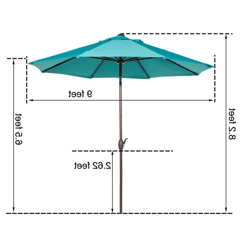 Featured Photo of Winchester Zipcode Design Market Umbrellas