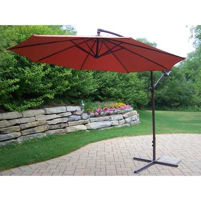 Windell Square Cantilever Umbrellas For Trendy Darby Home Co Bosch 10 Umbrella (View 17 of 25)