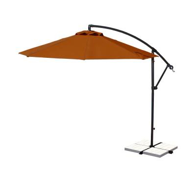 Windell Square Cantilever Umbrellas Inside Well Liked Abba Patio 10 Ft (View 14 of 25)