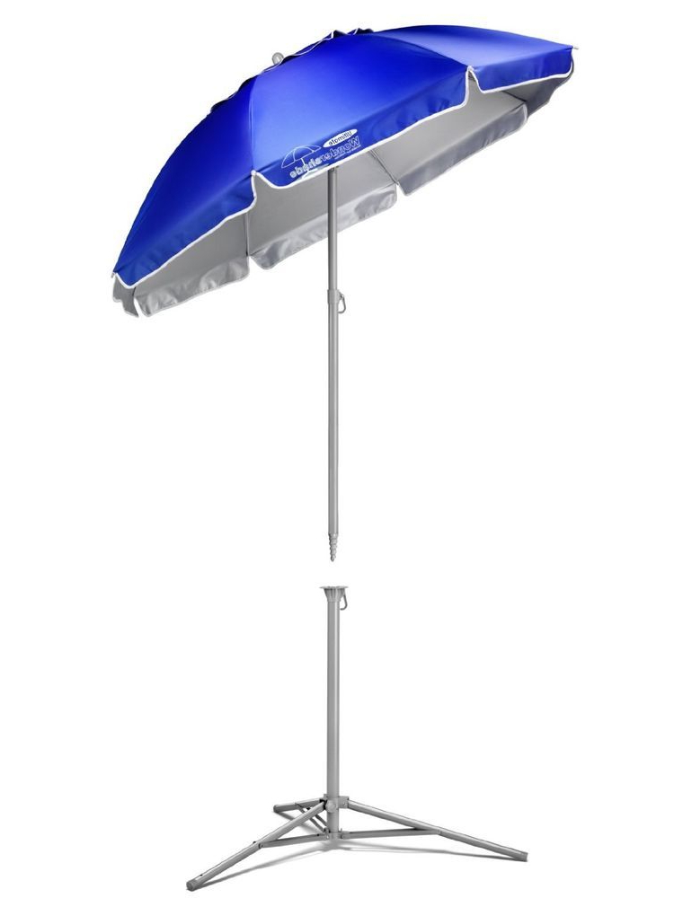[%Wondershade Portable Umbrella With Tripod Stand,blocks 98% Uv Rays For Well Known Alyson Joeshade Beach Umbrellas|Alyson Joeshade Beach Umbrellas Pertaining To Newest Wondershade Portable Umbrella With Tripod Stand,blocks 98% Uv Rays|2017 Alyson Joeshade Beach Umbrellas Within Wondershade Portable Umbrella With Tripod Stand,blocks 98% Uv Rays|2017 Wondershade Portable Umbrella With Tripod Stand,blocks 98% Uv Rays Inside Alyson Joeshade Beach Umbrellas%] (View 5 of 25)