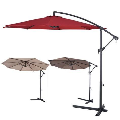 Yajaira Cantilever Umbrellas Throughout 2018 Pinterest – Пинтерест (View 21 of 25)